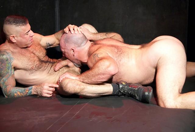 Nick Moretti and Bronson Gates