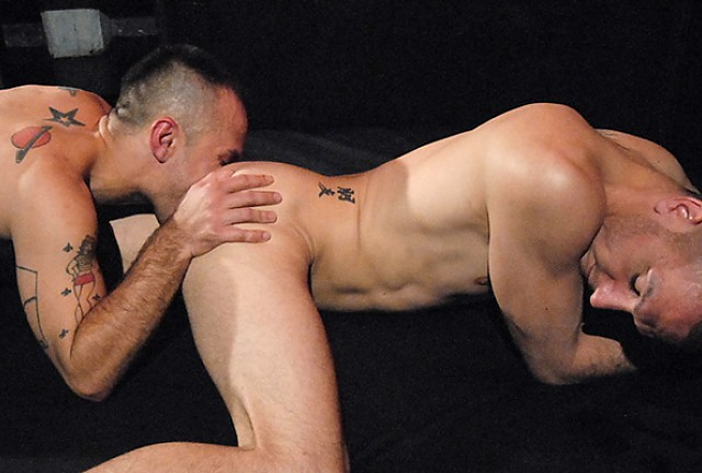 Dylan Hyde and Xander Spade