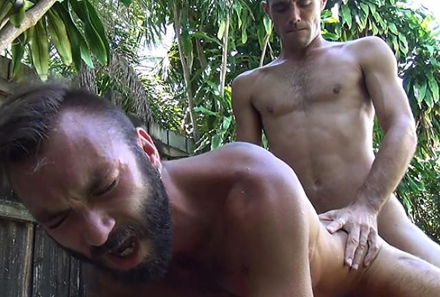 Brett Bradley and Ethan Palmer