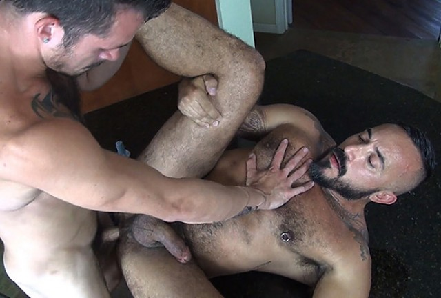 Jimmie Slater and Alessio Romero